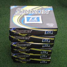 Srixon Q-Star Yellow Golf Balls - 6 Dozen - NEW