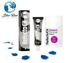 0610c66ffeb Refectocil Eyebrow Black Tint or + Oxidant Cream Developer Eyelash Brow Dye  KIT