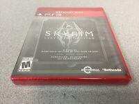 The Elder Scrolls V: Skyrim -- Legendary Edition (Sony PlayStation 3, 2013) NEW