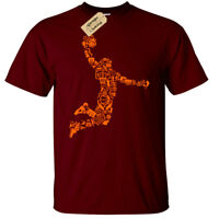 Basketball Player Mens T-Shirt gift fan present