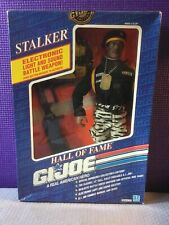 "1991 Hasbro 12"" Gi Joe Hall Of Fame STALKER  NRFB  MIB   free shipping"