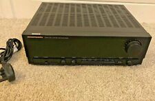 Marantz PM493 Master Amplifier powers up no sound spares