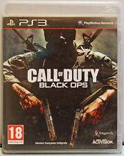 Call of Duty Black Ops - Jeu PS3