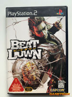 BEAT DOWN Sony Playstation2 PS2 JAPAN