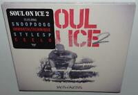RAS KASS SOUL ON ICE 2 (2019) BRAND NEW SEALED CD IMMORTAL TECHNIQUE SNOOP DOGG
