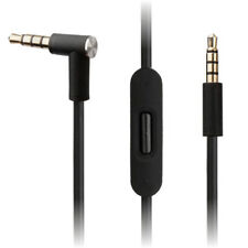Black Audio Cable w/ RemoteTalk for Beats by Dre Solo2 Headphones - Wireless HD