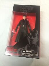 star wars black series 6?  General Hux Nice Sealed box ?