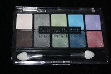 Lidschatten Palette 10 fach Sortiert von Sabrina blau lila