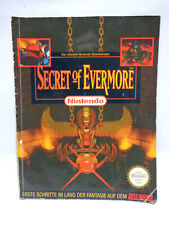 Anleitung/Spieleberater - Super Nintendo - Secret of Evermore (deutsch) 11350125