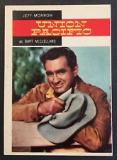 Vintage 1958 Topps TV WESTERNS card #41 BART McCLELLAND- combined ship