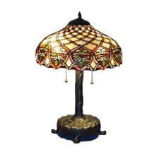 "Tiffany Style Baroque Style Floor Lamp 16"" Shade"
