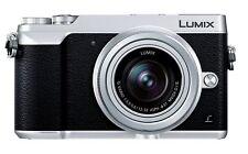 Panasonic LUMIX DMC-GX7MK2K 12-35mm Zoom Lens kit Silver Japan Version New