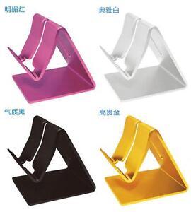 Aluminium Alloy Desk Table Desktop Stand Holder For Cell Phone Tablet Tab /C10