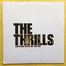 The Thrills - Santa Cruz (You're Not That Far) - Card Sleeve - Promo CD