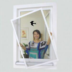 Magnetisches Insektenschutz Fliegengitter Reparatur-Set für Fenster und Türen