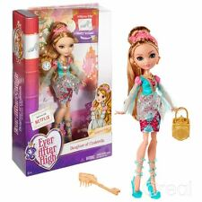 New Ever After High Ashlynn Ella poupée fille de Cendrillon MATTEL OFFICIEL
