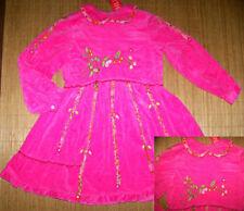 Größe 140 Mädchenkleider aus 100% Baumwolle für die Freizeit