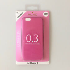 Back Case Ultra Slim 0.3 Protective For Apple IPHONE 6 6S Pink PURO IPC64703PNK