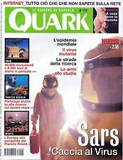 Quark 28 2003.Sars cacia al virus,iii