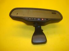 00-05 CADILLAC SEVILLE REAR VIEW MIRROR OEM E11015322 / 01 02 03 04