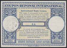 Great Britain, 1946. Int'l Reply Coupon 6d, Belfast