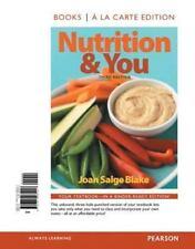 Nutrition & You, Books a la Carte Edition [3rd Edition]