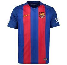 Nike Nwt 2016 - 2017 Fc Barcelona Home Jersey 776850 481 Size Xxl
