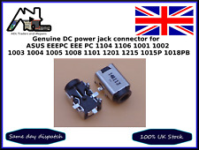 ASUS EEEPC 1104 1106 1001 1002 1003 1004 1005 1008 1101 1201 1215 DC jack plug