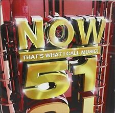 Now That is What I Call Music 51 (2002) (2cd) Enrique Iglesias, Blue, Ali G Fe.