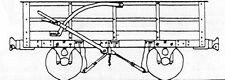 Festiniog 3t Slate Wagon (OO9 kit) - Dundas DM53 - F1