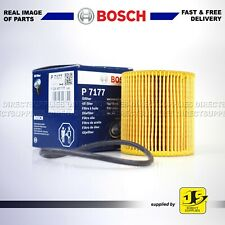 GENUINE BOSCH OIL FILTER P7177 FITS FORD RANGER 2.2 3.2 TDCi (4x4) OE QUALITY
