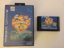 Sega Mega Drive Spiel Animaniacs Sammlungsauflösung