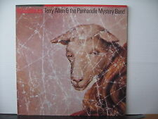TERRY ALLEN & THE PANHANDLE MYSTERY BAND Bloodlines 1983 MAKINGWAVES VINYL LP