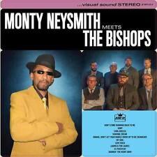 MONTY NEYSMITH MEETS THE BISHOPS LP (Symarip orig.member)