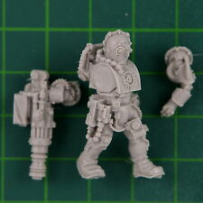 Horus Heresy Mechanicum Tech-Thrall Mitralocks C Complete 30K Forge World 1068