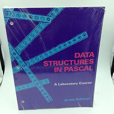 Data Structures in Pascal: A Laboratory Course Textbook Binding