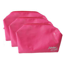 BARRY M Fabulous Cosmetic Make-Up / Travel Bag - Pink - zipped NEW