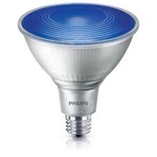 Philips LED Flood Light Blue Color Replacement Spot Bulb Indoor Outdoor 90 Watt