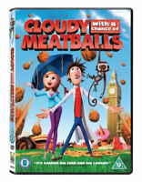 Cloudy With a chance Of Meatballs DVD Nuevo DVD (CDR47644)
