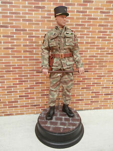 1/6 Custom French Foreign Legion Algeria 2 REP Parachutist NCO Cheff du Poste.