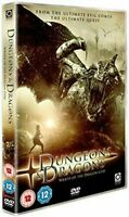 Dungeons and Dragons: Wrath of the Dragon God DVD (2010) Bruce Payne GIFT IDEA