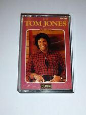 TOM JONES - The Album - Vol 2 - 1980 UK 16-track Compilation Cassette