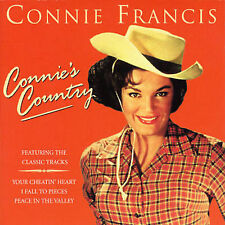 Connie's Country by Connie Francis (CD, Mar-1999, Spectrum Music (UK))