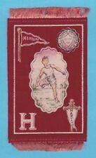 1910 Murad tobacco felt B33 Harvard Academy Hurdler (track) Tough
