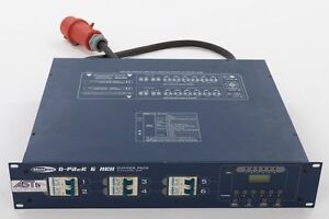 Showtec D Pack 6 MKII - Dimmerpack