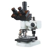 Radical 1200x Trinocular Metal Powder Plastic Powder Metallurgy Microscope w ...