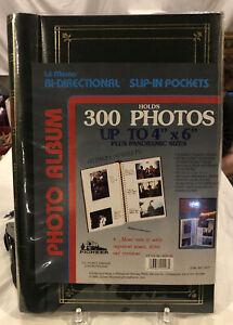 Vintage Green Pioneer Bi-Directional Photo Album Slip-In Pockets Holds 30 Photos