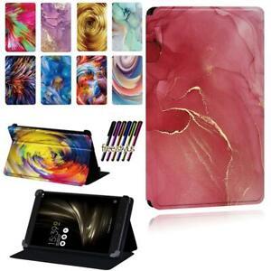 "Watercolor Smart Stand Case cover Fit Asus ZenPad 7.0"" 8.0"" 10"" / S 8.0 / C 7.0"