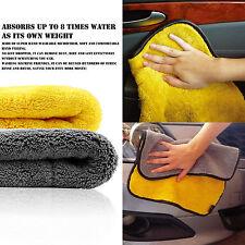 Super Soft Microfiber Absorbent Towel Car Home Kitchen Washing Clean Wash Cloth