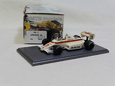 1/43 RL1 ARROWS A6 MARC SURER MONACO BY SMTS